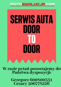 serwis samochodowy door to door